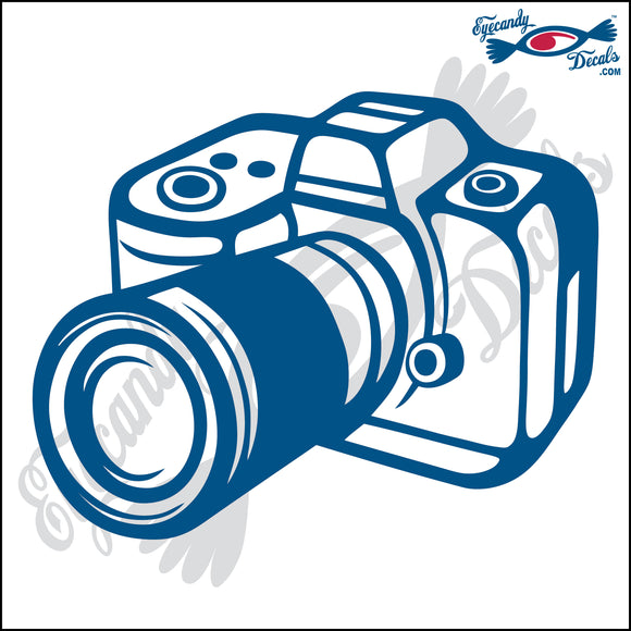 CAMERA 6 INCH  DECAL