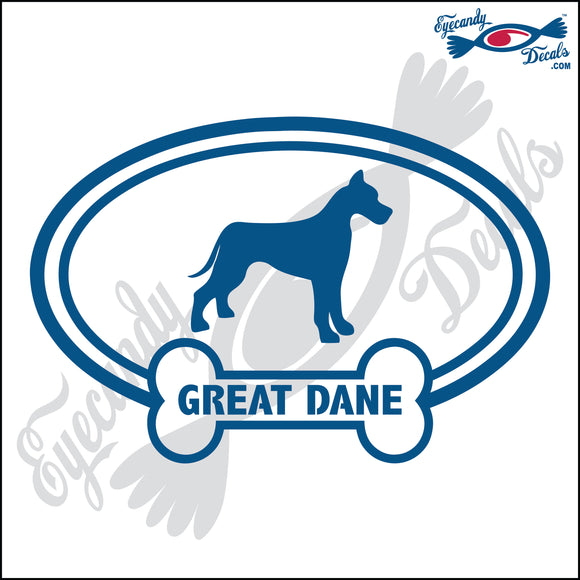 DOG BONE EURO WITH GREAT DANE  5