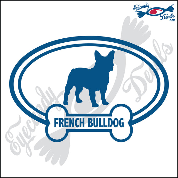 DOG BONE EURO WITH FRENCH BULLDOG  5