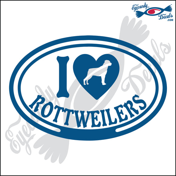 I LOVE ROTTWEILERS  5