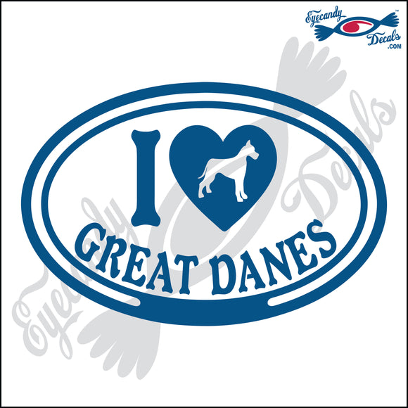 I LOVE GREAT DANES  5