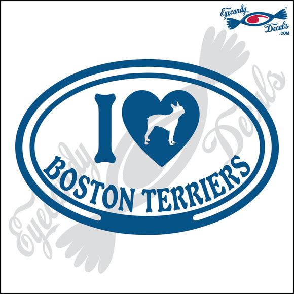 I LOVE BOSTON TERRIER  5