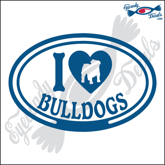 I LOVE BULLDOGS  5