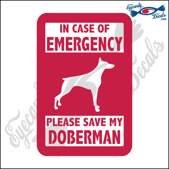PLEASE SAVE MY DOBERMAN  5