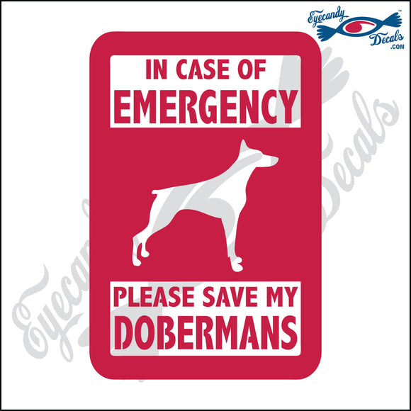PLEASE SAVE MY DOBERMANS  5