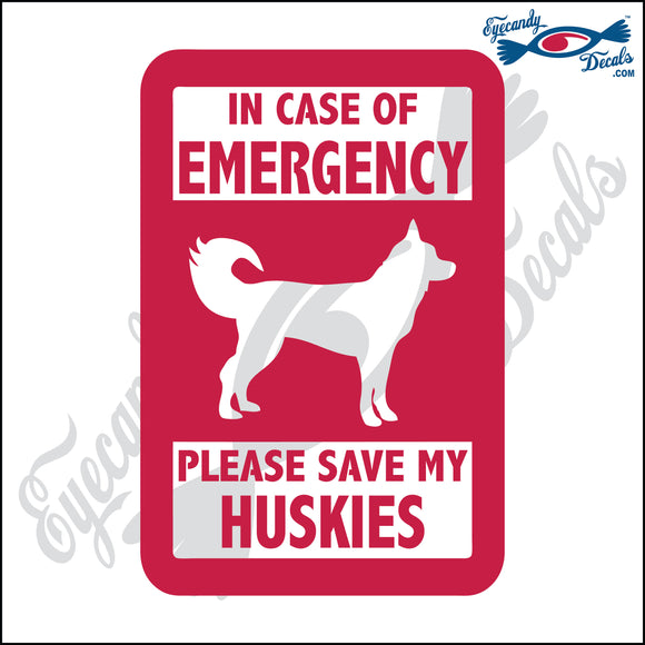 PLEASE SAVE MY HUSKIES  5