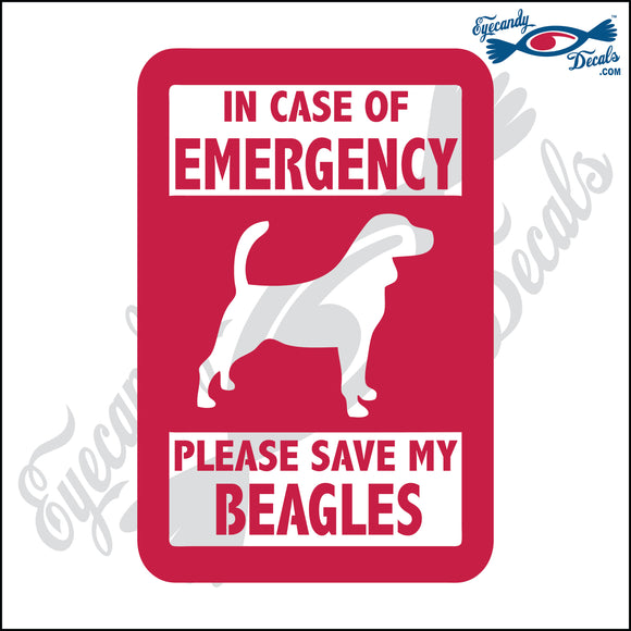 PLEASE SAVE MY BEAGLES  5