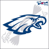 "EAGLE 3  6""  DECAL"