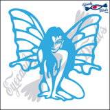 "FAIRY 5""  DECAL"