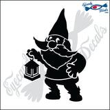 "GNOME THE PROWLER 5"" DECAL"