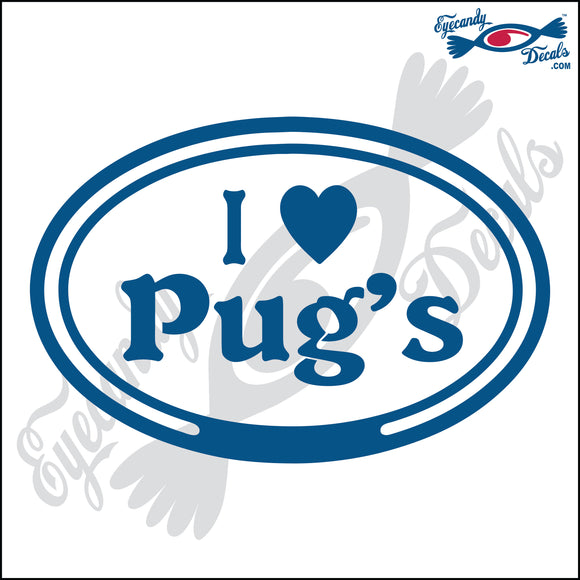 EURO WITH I LOVE PUGS  5