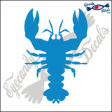 "LOBSTER 2   6""  DECAL"