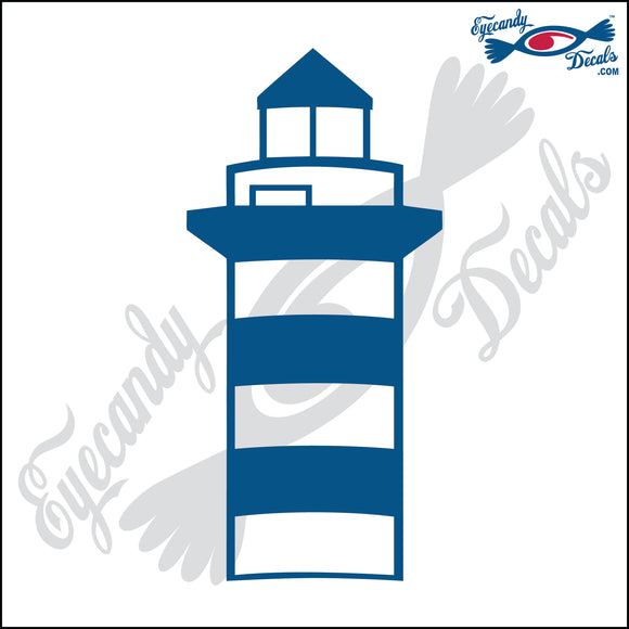 HARBOUR TOWN SOUTH CAROLINA LIGHTHOUSE 6 INCH  DECAL