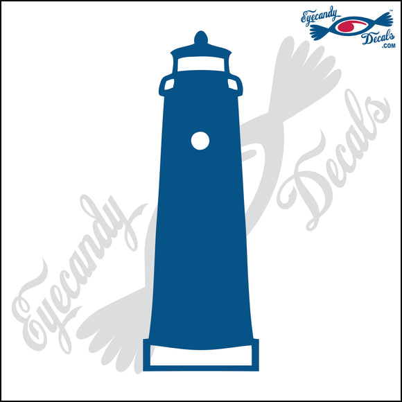 GRAND HAVEN MICHIGAN LIGHTHOUSE 6 INCH  DECAL