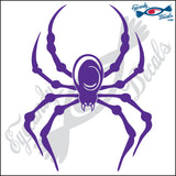 "BELLADINE SPIDER 6"" DECAL"