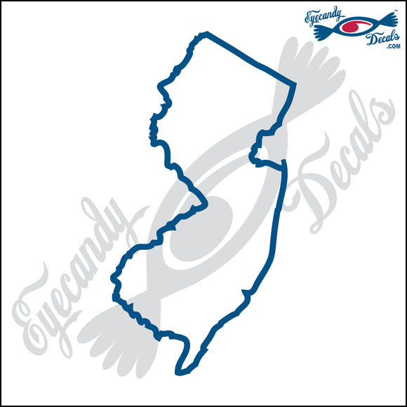 NEW JERSEY STATE OUTLINE  6