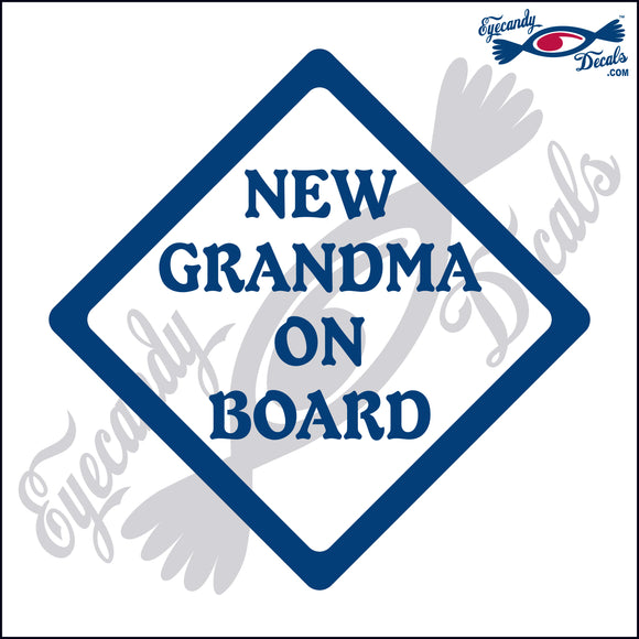 NEW GRANDMA ON BOARD 5