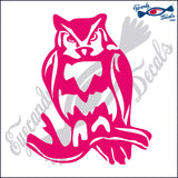 "OWL 1  5""  DECAL"