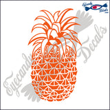 PINEAPPLE 6 INCH  DECAL