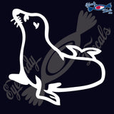 "SEAL   5""  DECAL"