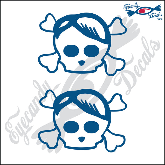 SKULL FAMILY TEEN BOY   2