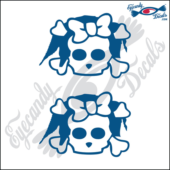 SKULL FAMILY TEEN GIRL   2