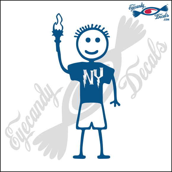 STICK FAMILY BOY IN NEW YORK   4
