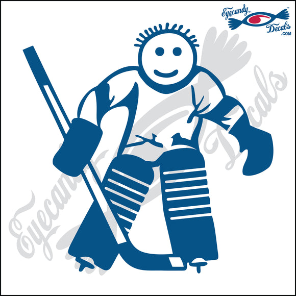 STICK FAMILY BOY HOCKEY GOALIE   4