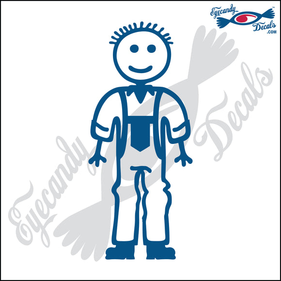 STICK FAMILY BOY FARMER   4