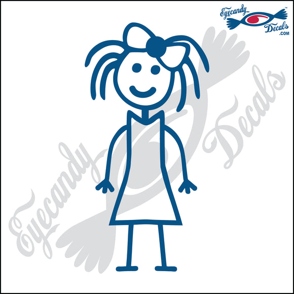 STICK FAMILY GIRL ORIGINAL   4