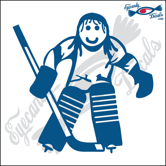STICK FAMILY GIRL HOCKEY GOALIE   4