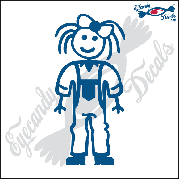 STICK FAMILY GIRL FARMER   4