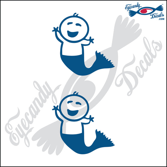 STICK FAMILY BABY MERMAID   2.5