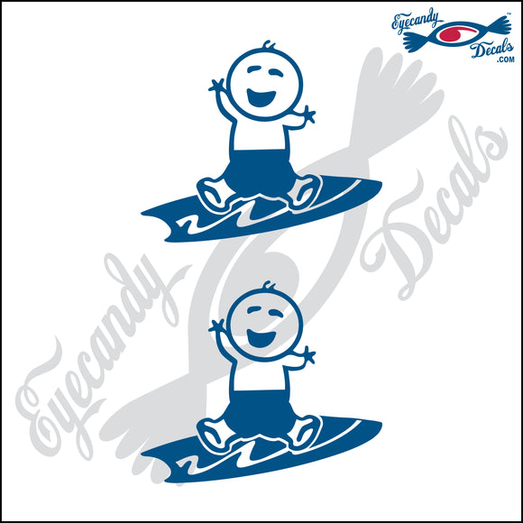 STICK FAMILY BABY BOY SURFER   2.5