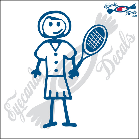 STICK FAMILY LADY TENNIS   5