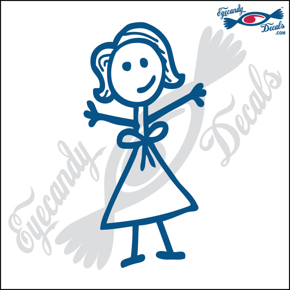 STICK FAMILY LADY MORE HAIR   5