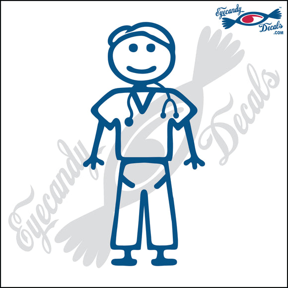 STICK FAMILY MAN DOCTOR   5