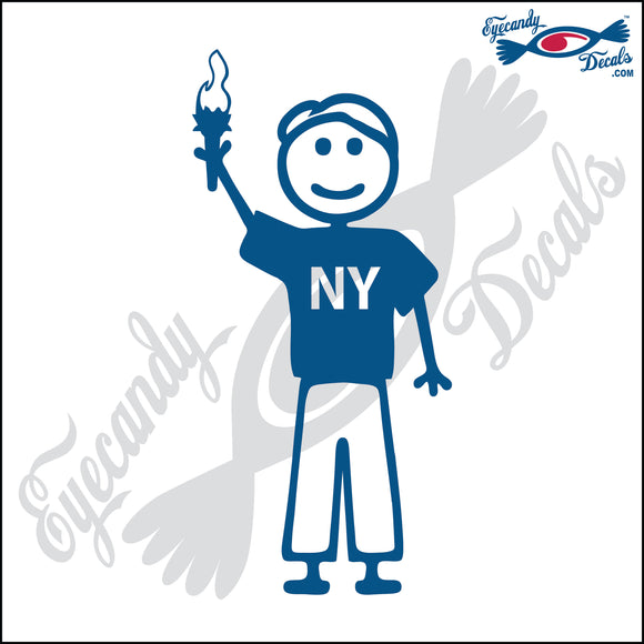 STICK FAMILY MAN IN NEW YORK   5