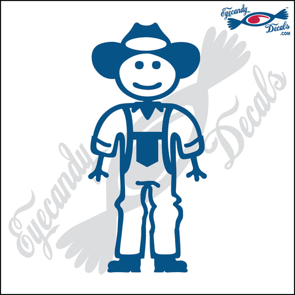 STICK FAMILY MAN FARMER   5