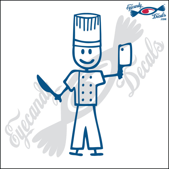 STICK FAMILY MAN CHEF   5