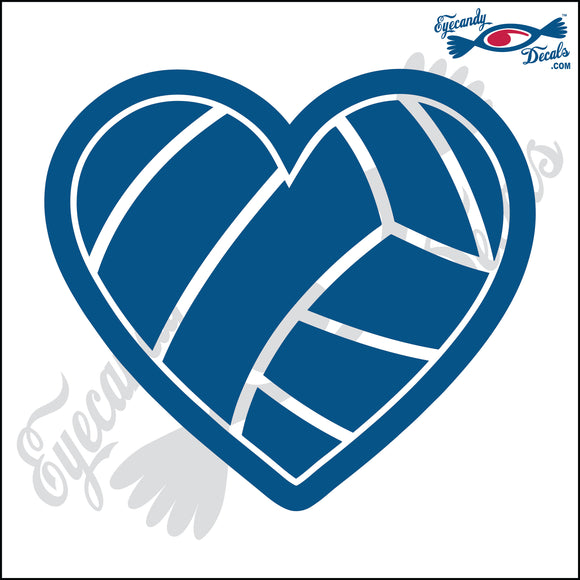 VOLLEYBALL HEART 5