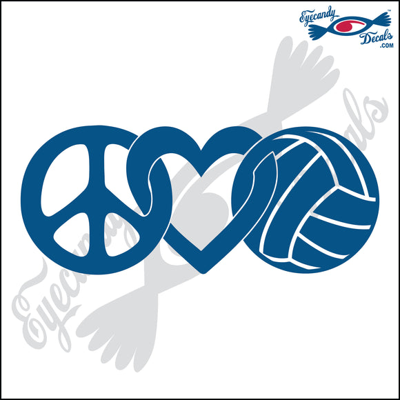 PEACE LOVE AND VOLLEYBALL 7