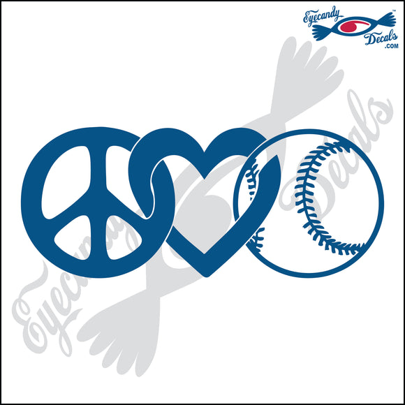 PEACE LOVE AND BASEBALL 7