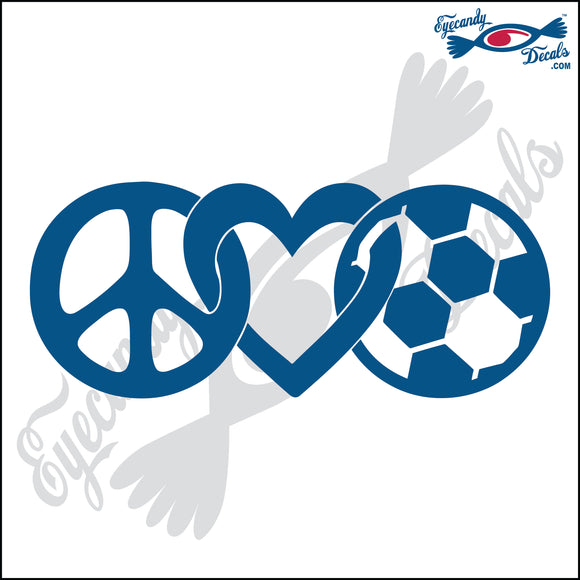 PEACE LOVE AND SOCCER 7