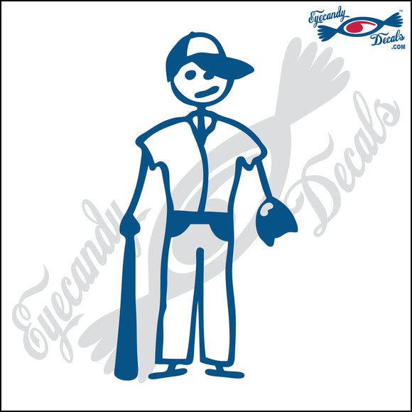 STICK FAMILY TEEN BOY BASEBALL UNIFORM   4.5