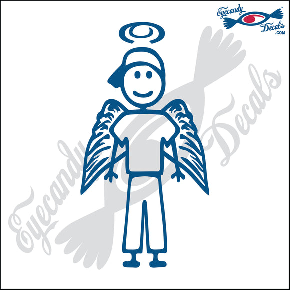STICK FAMILY TEEN BOY ANGEL   4.5