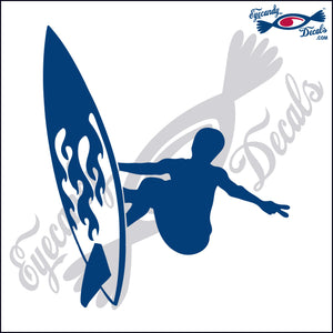 "SURFER 5  6""  DECAL"