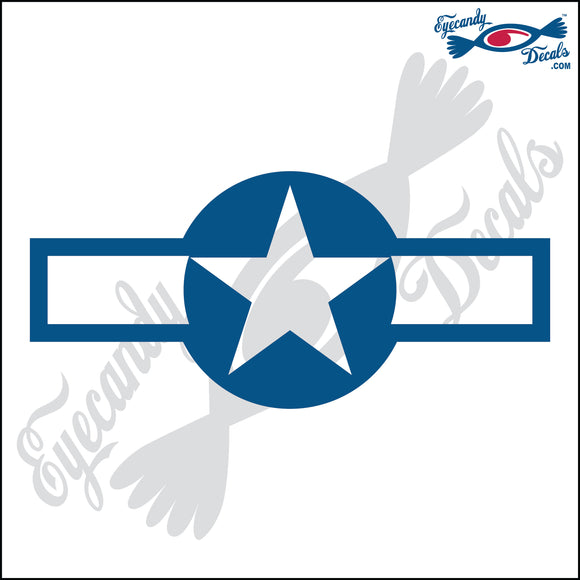 US AIR FORCE ROUNDEL 6