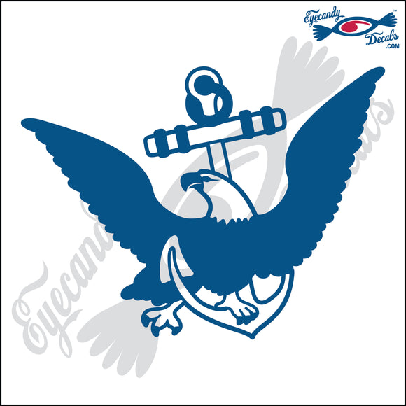 EAGLE ON A NAVY ANCHOR 6