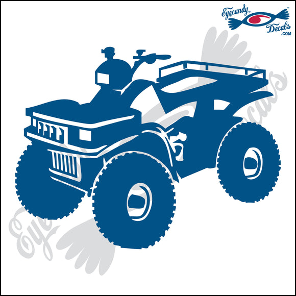4 WHEELER WORK ATV 6